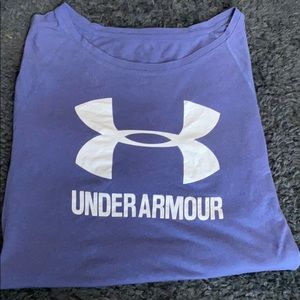 Under Armour long sleeved shirt